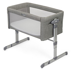 Achat Lit bébé Cododo Roomie Glide - Foggy Gray