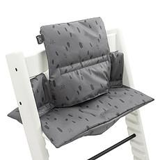 Achat Chaise haute Coussin de Chaise Haute - Storm Grey