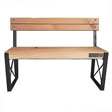 Achat Table & Chaise Banc Industriel Romie - Naturel
