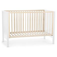Achat Lit bébé Lit Bébé Evolutif Mia White - 60 x 120 cm