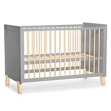 Achat Lit bébé Lit Bébé Evolutif Nico Grey - 60 x 120 cm