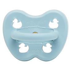 Achat Sucette Tétine Physiologique Canards Baby Blue - 0/3 Mois