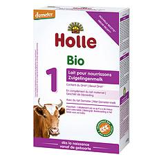 Achat Lait bio Lait pour Nourrissons 1 Bio Demeter - 400 g