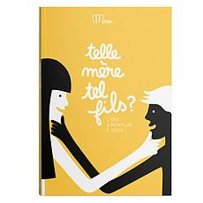 Achat Livre & Carte Telle Mère, Tel Fils