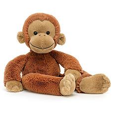 Achat Peluche Pongo Orangutan