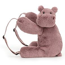 Achat Bagagerie enfant Sac à Dos Huggady Hippo