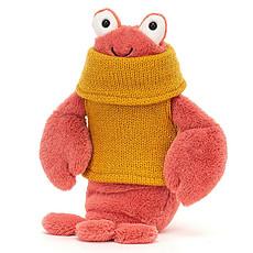 Achat Peluche Cozy Crew Lobster