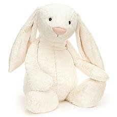 Achat Peluche Bashful Cream Bunny - Really Really Big