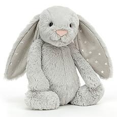 Achat Peluche Bashful Shimmer Bunny - Medium