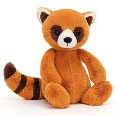Achat Peluche Bashful Red Panda - Medium