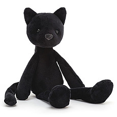 Achat Peluche Bewitching Cat