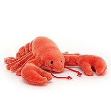 Achat Peluche Sensational Seafood Lobster