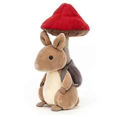 Achat Peluche Fungi Forager Bunny