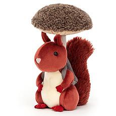 Achat Peluche Fungi Forager Squirrel