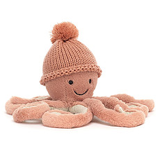 Achat Peluche Cozy Odell Octopus