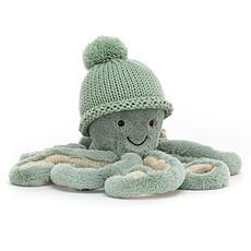 Achat Peluche Cozy Odyssey Octopus