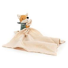 Achat Doudou Little Rambler Fox Soother