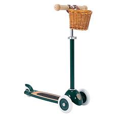 Achat Trotteur & Porteur Trottinette Scooter - Vert Emeraude