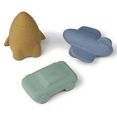 Achat Mes premiers jouets Pack de 3 Jouets Jacob - Blue Multi Mix