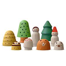 Achat Mes premiers jouets Ma Forêt en Bois