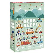 Achat Mes premiers jouets Puzzle d'Observation Beep Beep