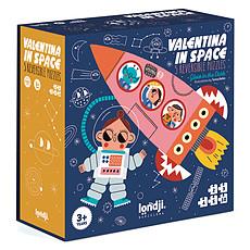 Achat Mes premiers jouets Puzzle Valentina Dans l'Espace