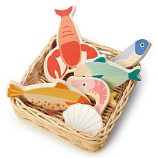 Achat Mes premiers jouets Le Panier du Marché - Fruits de Mer