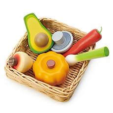 Achat Mes premiers jouets Le Panier du Marché - Légumes