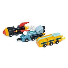 Achat Mes premiers jouets Course Spatiale