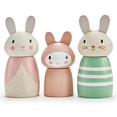 Achat Mes premiers jouets Famille de Lapins