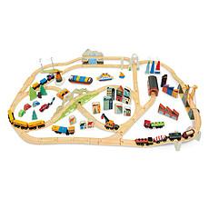 Achat Mes premiers jouets Set de Train Vue sur la Montagne