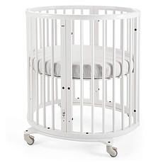Achat Lit bébé Mini Berceau Evolutif Sleepi - Blanc