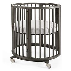 Achat Lit bébé Mini Berceau Evolutif Sleepi - Gris Brume