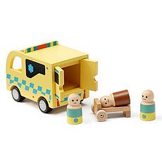 Achat Mes premiers jouets Ambulance Aiden