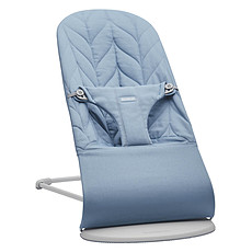 Achat Transat Transat Bliss Coton Matelassage Pétale - Bleu