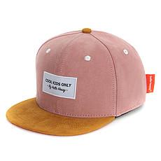 Achat Accessoires bébé Casquette Suede Old Pink - 9/18 Mois