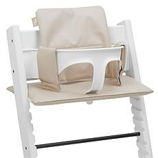 Achat Chaise haute Coussin de Chaise Haute - Nougat