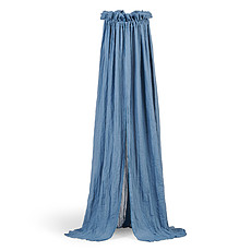 Achat Linge de lit Ciel de Lit Vintage - Jeans Blue