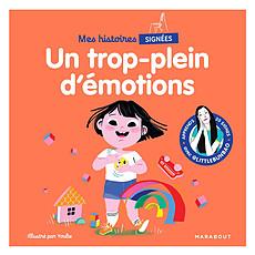 Achat Livre & Carte Mes Histoires Signées - Un Trop Plein d'Emotions