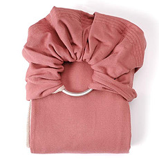 Achat Porte bébé Echarpe Sling Coton Bio - Terracotta