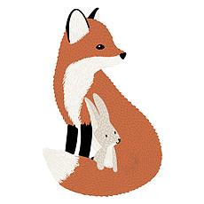 Achat Sticker Grand Sticker M. Fox - Renard