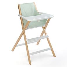 Achat Chaise haute Chaise Haute Traveller - Naturel et Blanc
