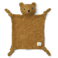 Achat Doudou Doudou Lotte Mr Bear - Golden Caramel