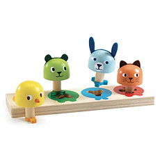 Achat Mes premiers jouets Tourniki