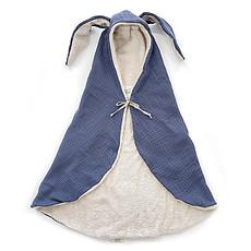 Achat Linge & Sortie de bain Cape de Bain Bunny - Blue Jean