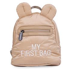 Achat Bagagerie enfant Sac à Dos My First Bag Matelassé - Beige