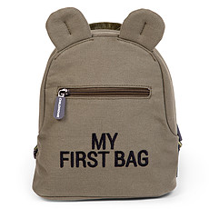 Achat Bagagerie enfant Sac à Dos My First Bag Canvas - Kaki