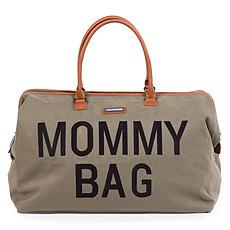 Achat Sac à langer Mommy Bag Large Canvas - Kaki