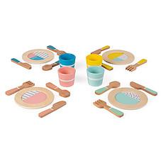 Achat Mes premiers jouets Dinette en Bois