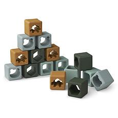 Achat Mes premiers jouets Blocs de Construction Loren - Green Multi Mix